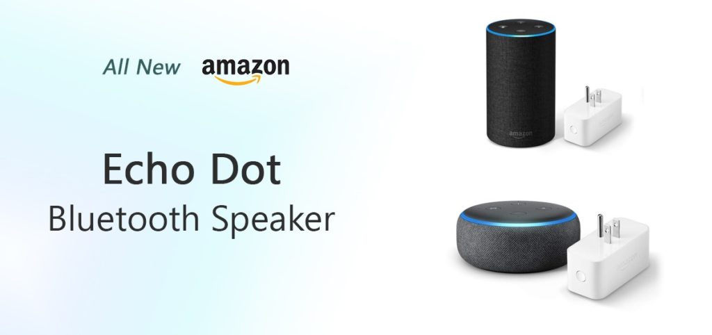 Echo as Bluetooth Speaker - Daily World