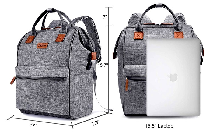 BRINCH Laptop Backpack | Best Travel Backpack For Men With Bags Price - 2020
