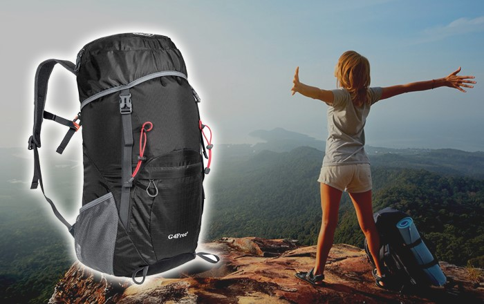 G4free Hiking Backpack | Best Travel Backpack For Men With Bags Price - 2020