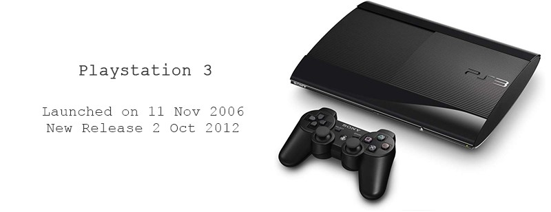 PlayStation 3 | Sony New PlayStation With PS Controller Price & Gaming Chair