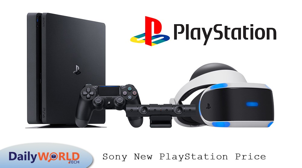 Sony New PlayStation
