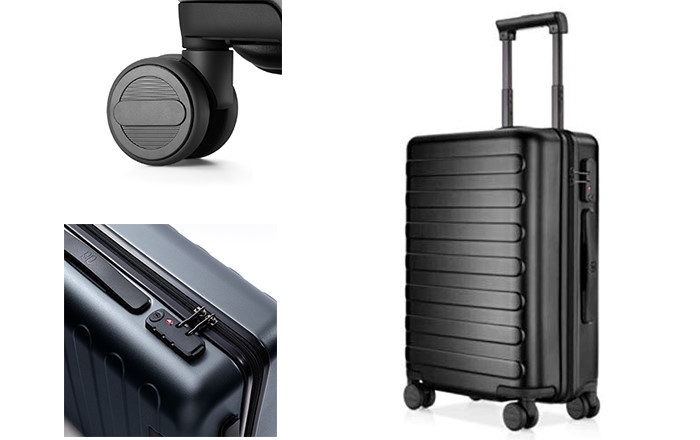 NINETY Go carry on luggage | The 10 Best Luggage for International Travel | Carry On Bags