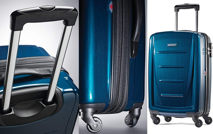 Samsonite Winfield luggage