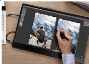 portable touchscre | Touchscreen monitor